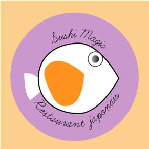 Logo de Sushi Magic