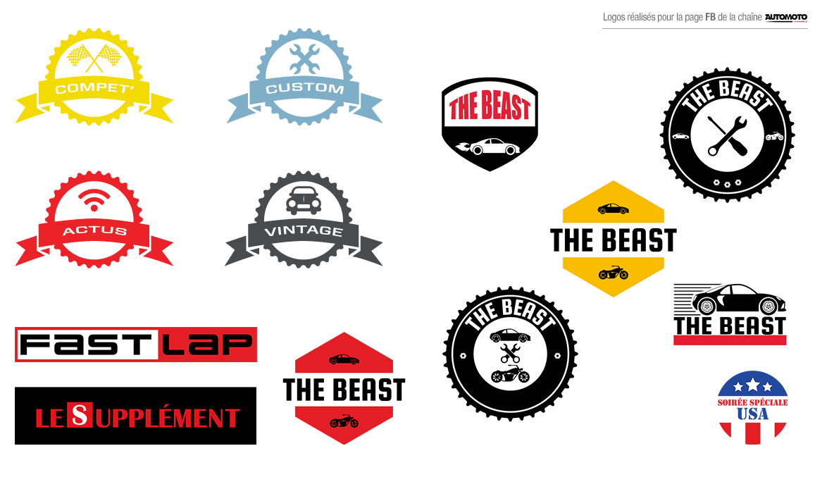 logos Automoto