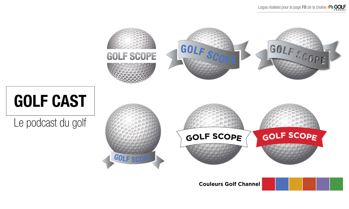 logos golf-channel